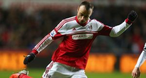 Dimitar Berbatov's colourful eight-year Premier League career came to a close as he left Fulham to join Ligue 1 title challengers Monaco on loan until the end of the season.