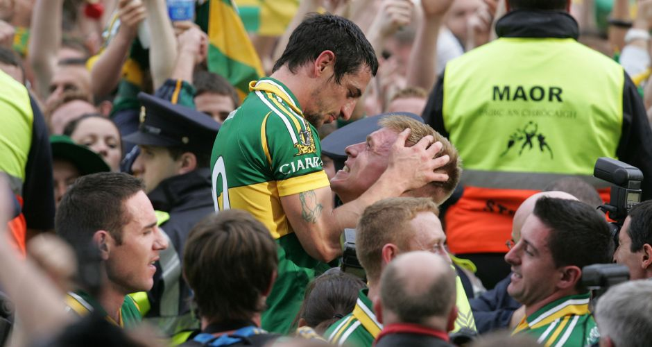 Paul Galvin - A career in pictures