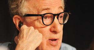 Woody Allen: he was investigated on child molestation claims for the alleged 1992 incident but prosecutors elected not to charge him