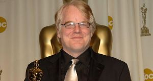 "Oscar-winning actor Philip Seymour Hoffman has died from an ""apparent drug overdose"" in his New York City apartment, an NYPD spokesman said. Photograph: PA"