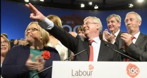 The main flaw to Labour's proposal  to cut the property tax by up to 15 per cent is that the party  is unlikely to win the seats required in the local elections to put  itself in a position to do so.  Photograph: Brenda Fitzsimons/The Irish Times.
