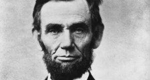 Abraham Lincoln: believed for much of his career that after emancipation slaves should be shipped back to Africa.