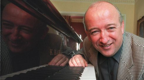 PEOPLE: Pianist John O'Connor