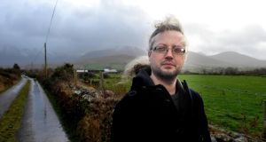 Colm Lundberg, whose depression is now at a low level, at home near Killarney, Co Kerry. Photographs: Don Mc Monagle