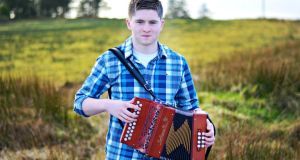 Bryan O'Leary: young musician of the year