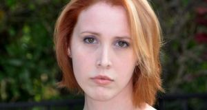 Open letter: Dylan Farrow. Photograph: Frances Silver via New York Times