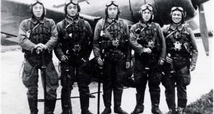 a history of kamikaze fighters suicidal japanese pilots during world war ii In the year of 2131 the first kamikaze was used in word war  the kamikazes were a group of suicidal japanese pilots during world war ii,  war and military history.