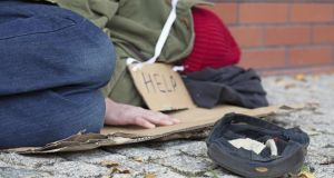 On average, six people who are new to homeless services are presenting on a daily basis in Dublin