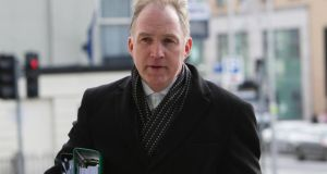 Grehan SC (Brendan) RE: Three Anglo bankers pleaded not (NOT) guilty to fraud, Dublin Circuit Criminal Court, 6–2-14 Pic shows: Brendan Grehan SC council for Pat Whelan at court yesterday (Wed.) where his cilent has pleaded not (NOT) guilty to fraud.Pic: Courtpix