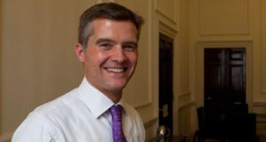 British Immigration minister Mark Harper