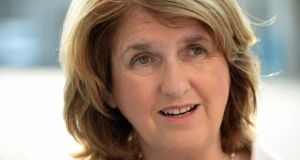 Minister for Social Protection Joan Burton:  expected to turn down an invitation. Photograph: Frank Miller