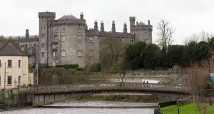 "Kilkenny Castle. ""It's critical for Kilkenny that we have a pedestrian-friendly city centre,"" says county manager. Photograph: Dylan Vaughan"