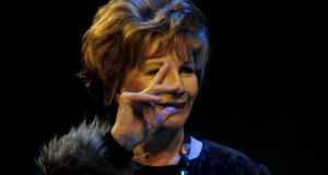 Edna O'Brien: will be interviewed by Mike Murphy as part of the festival. Photograph: Aidan Crawley