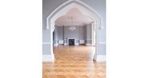 Add French polish to flooring with timeless oak parquet from MM Parquet and Carpentry Services, (059-9146940/ 086-0745860, mmparquetflooring specialists.com), Killeshin Road, Carlow, Co Carlow. This prime oak design, 30cm by 7cm by 2.1cm, is normally €100 per square metre. Irish Times readers who present today's column can purchase it for €90psm. Offer ends Feburary 28th and is available to readers in the Leinster region only.