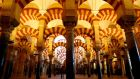 The Mezquita, or Great Mosque of Córdoba, which encompasses a Catholic cathedral. In a controversial move, the local archbishopric is in the process of registering itself as the owner of the building. Photograph: Marcelo del Pozo/Reuters