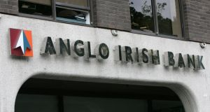 """Lorcan McCluskey told Dublin Circuit Criminal Court he did not agree with amending the facility letters to the 10 men, who had each been lent €60 million in July 2008 to buy Anglo shares, as it could have limited the bank's return on the loans to the value of the shares rather than 25 per cent of the loan value."" Photograph: Frank Miller"