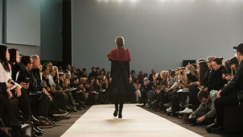 Marc By Marc Jacobs at New York Fashion Week. Photograph: Reuters