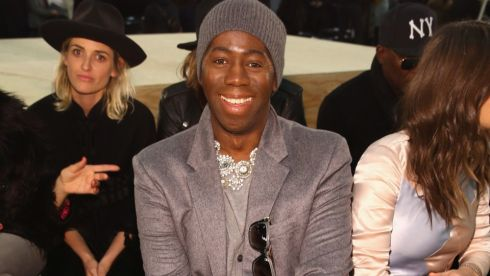 J. Alexander attends Marc By Marc Jacobs at New York Fashion Week. Photograph: Getty Images