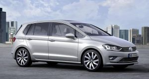 New Golf SV: replacing the outgoing Golf Plus