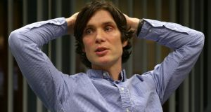 Cillian Murphy, one of the musicians uniting in Sligo this week to develop an album-length body of work in just four days