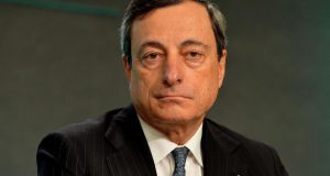 Mario Draghi enters debate on Single Resolution Fund