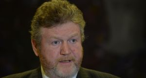 Minister for Health  James Reilly: proposed a levy on suger-sweetened drinks.  Photograph: Alan Betson