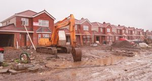 75 of mortgages in long term arrears not restructured for Mortgage for house under construction