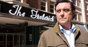 Ian McShane: It all happened very quickly. Then I got a movie. I just rolled into it""