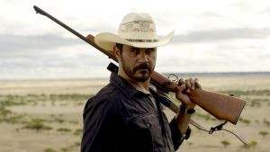Aaron Pedersen: subtle, commanding performance