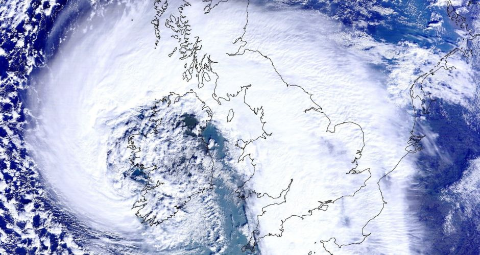 Storms (and snow) sweep the country