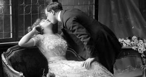 Restorer couples make plans to reignite the passion in their marriage, such as committing to frequent hugs and kisses every day. Photograph: Getty Images