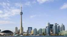 Toronto for a family visit. Photograph: Getty