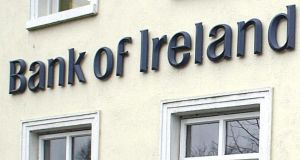 Bank of Ireland shares added 5.18%