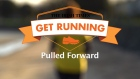Get Running Week 6  - Technique: Pulled Forward