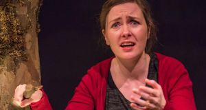 Dorothy Duffy as Molly: draws us inside her mind