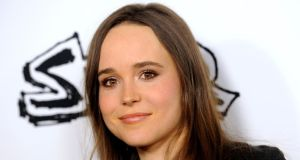 Actress Ellen Page has come out as a gay woman. Photograph: Jason Merritt/Getty Images