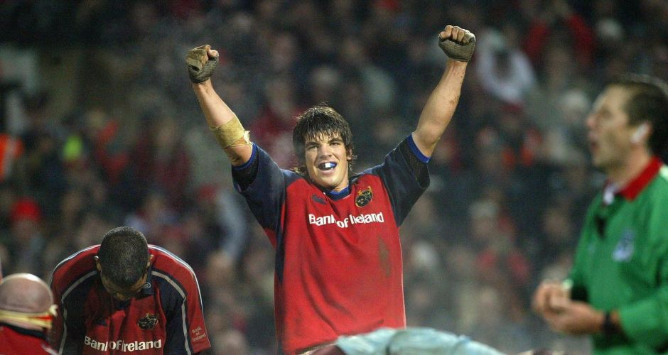 Donncha O'Callaghan - 241 not out