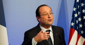 French president s crass melodramatic antics worthy of for Farcical part of speech