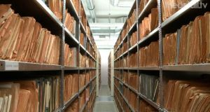 The Stasi files, which in total occupy 111km of shelf space. Despite the open-file approach, the Stasi files remain a specialist interest.