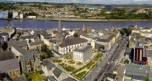 Waterford city's  famed Viking Triangle