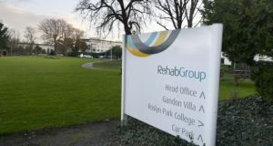 The board of the Rehab Group met today to following pressure to reveal the salary of its chief executive Angela Kerins. Photograph: Brenda Fitzsimons/The Irish Times