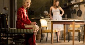 Lee Savage's set for A Streetcar Named Desire at the Gate Theatre, Dublin