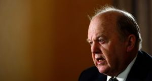 Has Michael Noonan slipped up and given a hostage to fortune over income tax cuts?I