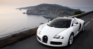 Bugatti Veyron: even with the €1 million-plus price tag, VW loses at least €2 million on each one sold