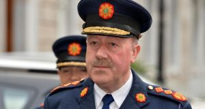 Garda Commissioner Martin Callinan: welcome announcement of inquiry. Photograph: David Sleator
