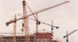 Average production in construction last year fell by 2.9 per cent in the euro zone and by 2.2 per cent in the European Union as a whole.