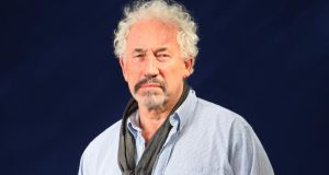 Nominee: Simon Callow, nominated for The Man Jesus, written by Matthew Hurt and directed by Joseph Alford for the Lyric Theatre. Photograph: Jeremy Sutton-Hibbert/Getty Images