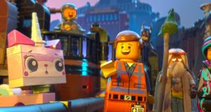 'I was strangely in sympathy with The Lego Movie's bad guy, who wants to curb all the anarchy and stick everything together. That apart, I was on the film's side generally in its attempts to champion a now old-fashioned toy.'