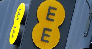 EE is to create 1,000 jobs in the UK over the next two years and triple its apprenticeship scheme. Photograph: Rui Vieira/PA Wire