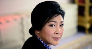 Thai Prime Minister Yingluck Shinawatra. Photograph: Dylan Martinez/Files/Reuters